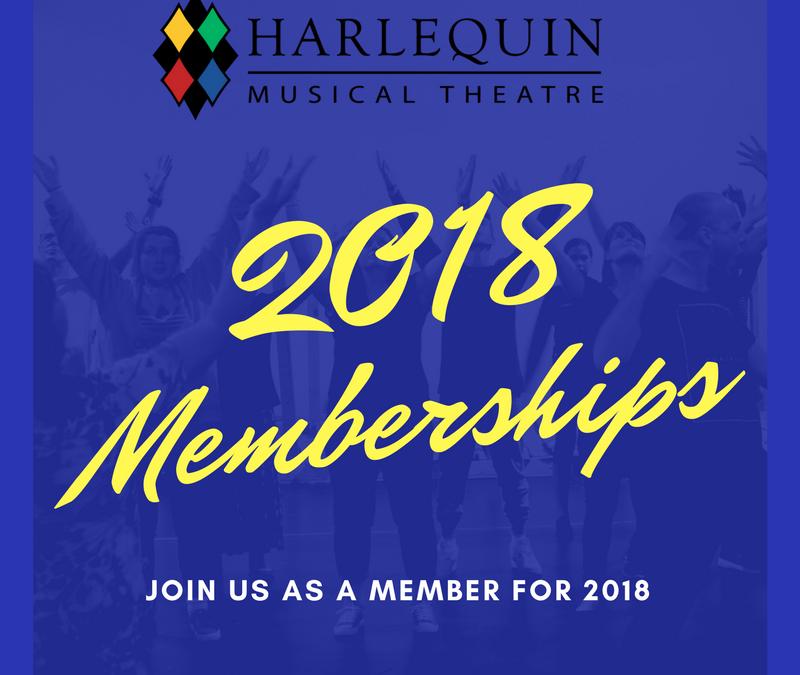 2018 Harlequin Membership