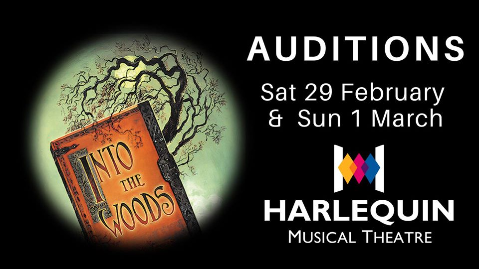 Into the Woods Auditions